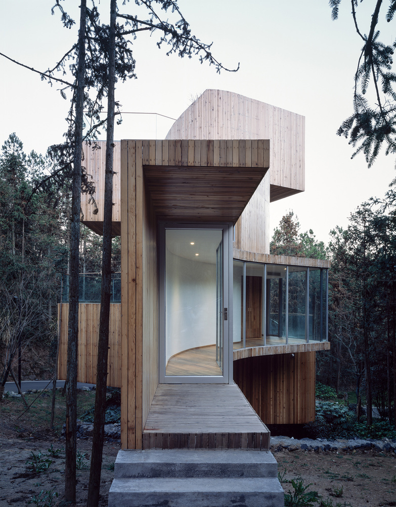 Bengo Studio - La Qiyun Mountain Tree House