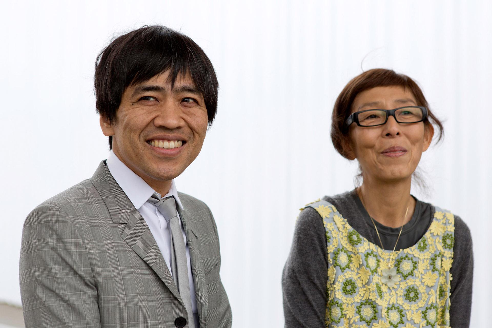 KAZUYO SEJIMA E RYUE NISHIZAWA dello studio SANAA