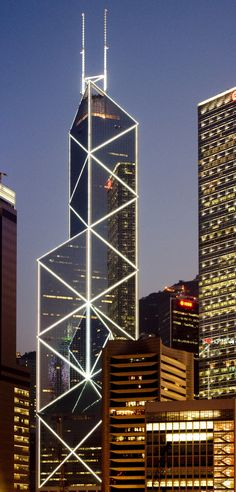 Ieoh Ming Pei - Bank of China Tower