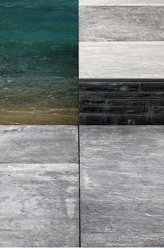 phenomenology Peter Zumthor Materials Palette