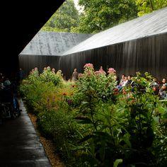 Peter Zumthor Serpentine Pavilion
