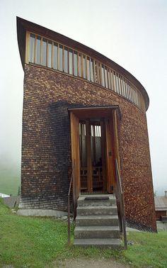 Saint Benedict Chapel - Peter Zumthor