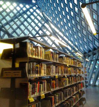 Rem Koolhaas - Biblioteca Centrale di Seattle