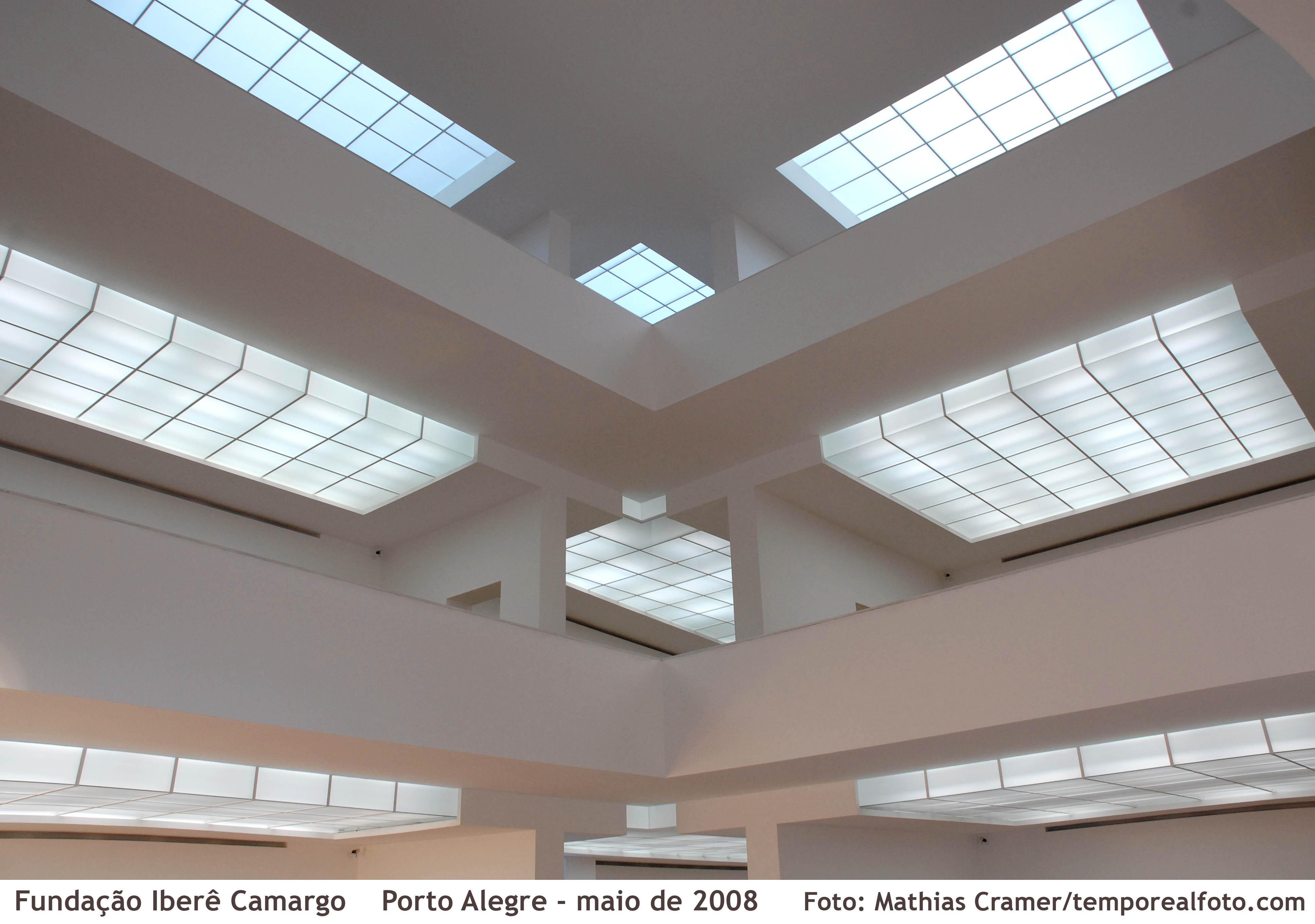 Alvaro Siza - Fondazione Iberê Camargo