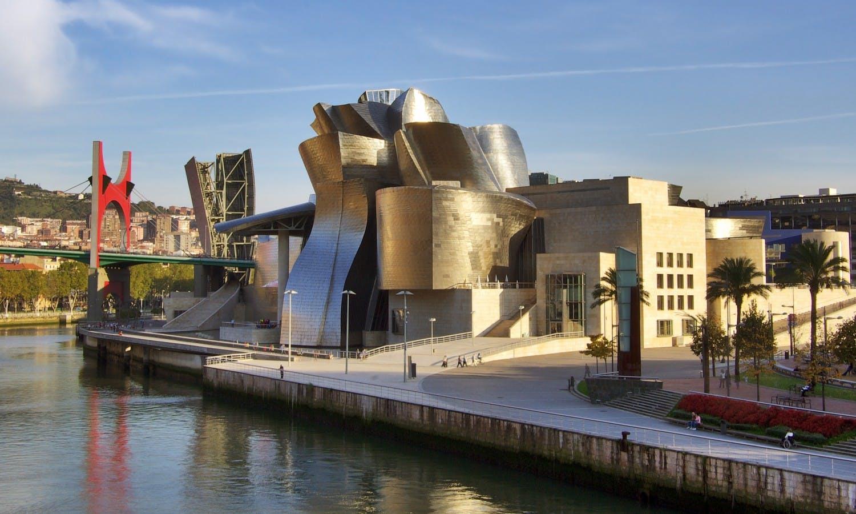Frank O. Gehry - Museo Guggenheim di Bilbao