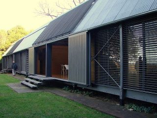 Glenn Murcutt - Fredericks House