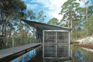 Glenn Murcutt - Simpson Lee House
