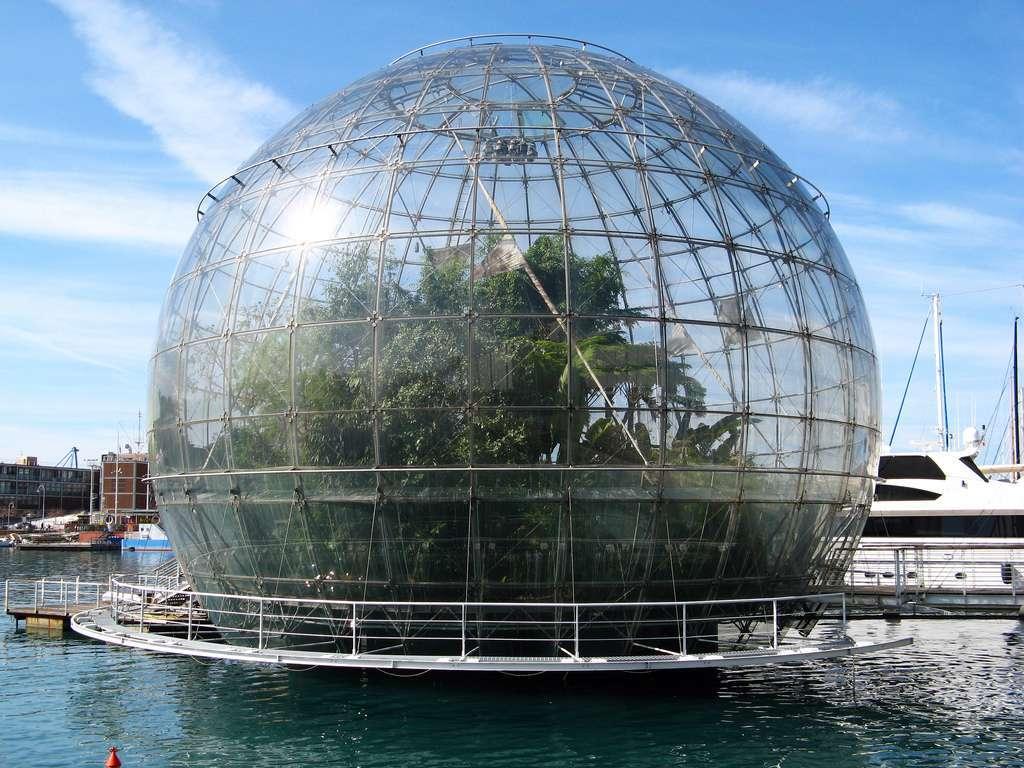 Renzo Piano - Biosfera