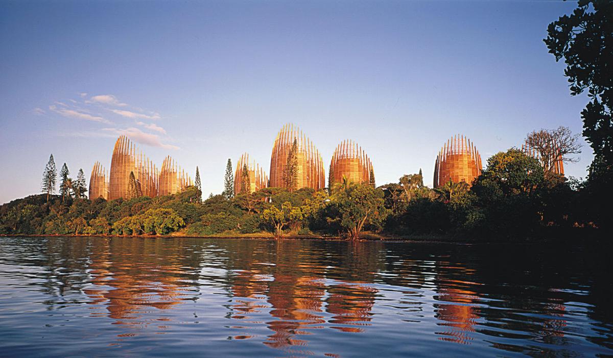 Renzo Piano - Centro Culturale Jean-Marie Tjibaou