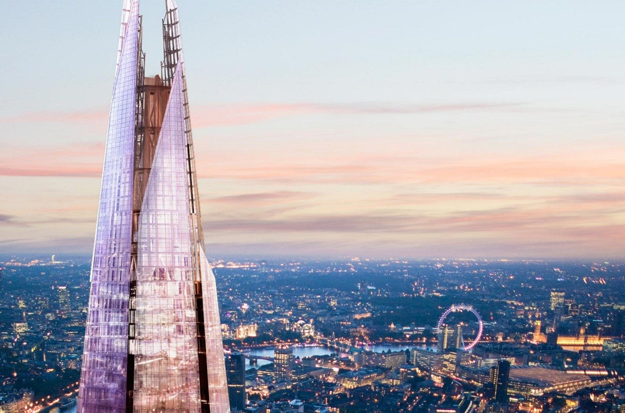 Renzo Piano - Shard London Bridge