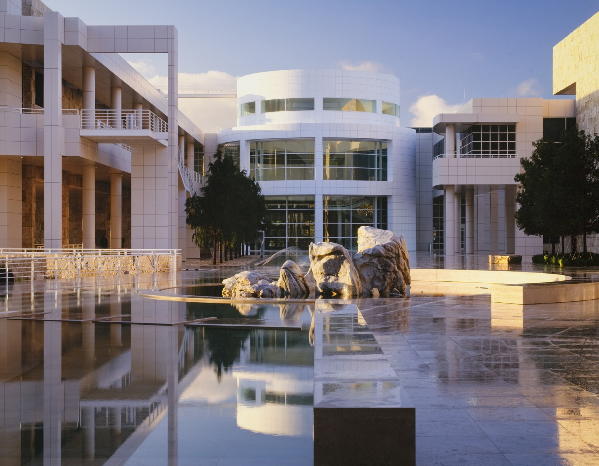 Richard Meier - The Getty Center