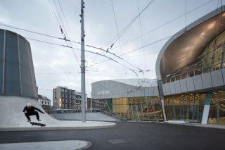 UNStudio - Arnhem Central Transfer Terminal