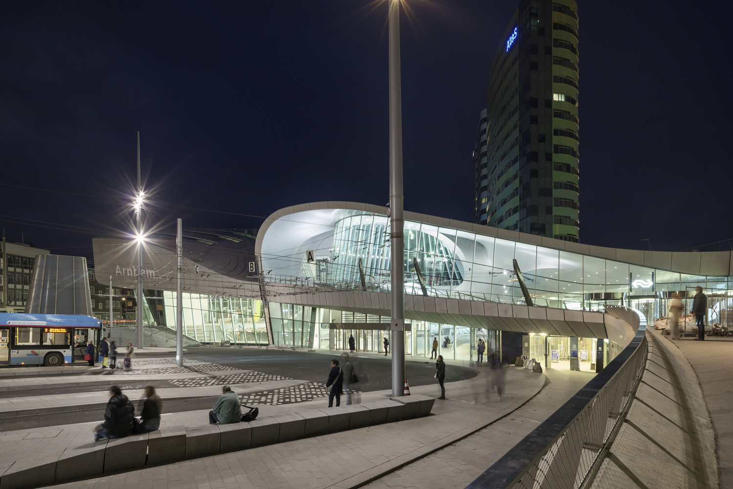 UNStudio - Arnhem Central Transfer Terminal