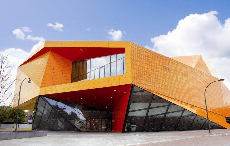 UNStudio - Il Teatro Agora